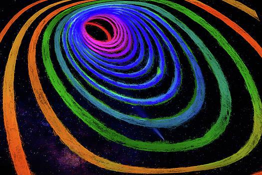 Rainbow Universe by Paul Wear
