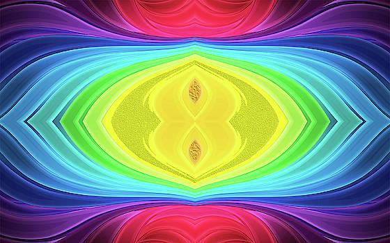Rainbowed 1b by Bruce Iorio