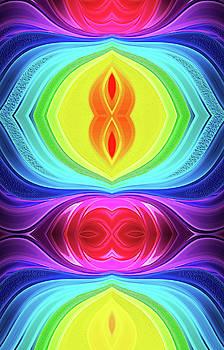 Rainbowed 3a by Bruce Iorio