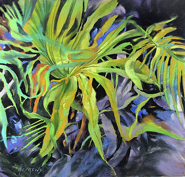 Rainforest Tangle by Rae Andrews