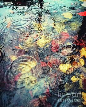 Rainy Day Blues ii by Illumina Photographics