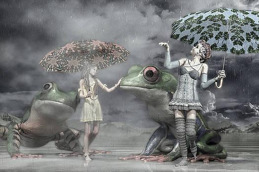 Rainy Day Daydream  by Betsy Knapp