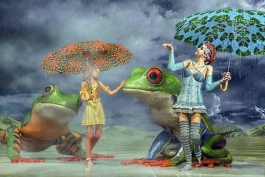 Rainy Day Friends by Betsy Knapp