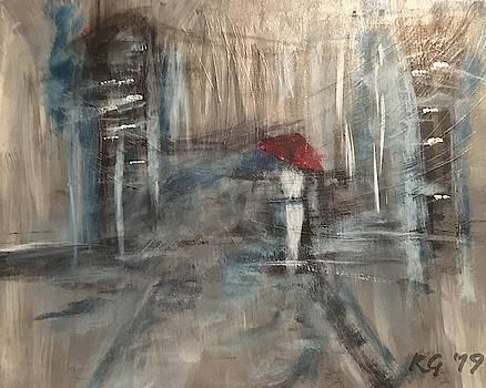 Rainy day  by Robin Gill