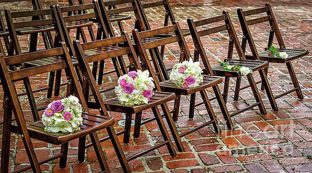 Kathleen K Parker - Rainy Day Wedding NOLA