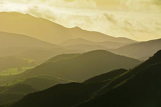 Rancho Sierra Vista Satwiwa Sunset by Kyle Hanson
