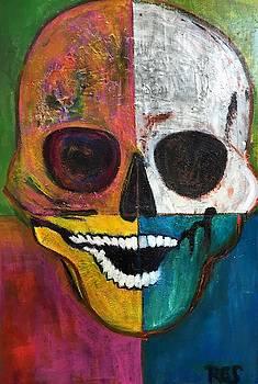 Skull pop by Randi Schultz