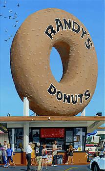 Randy's Donuts by Michael Ward
