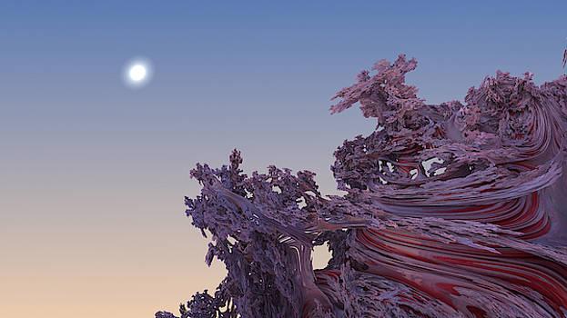 Raspberry Swirls by Grant Osborne