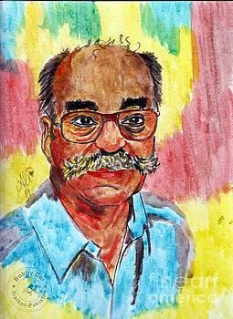 Ravi Sharma by Ali Muhammad