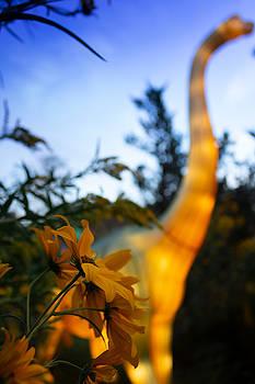 RAWR Flower by Christine Buckley