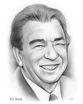 RC Sproul by Greg Joens