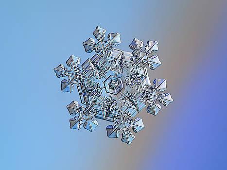 Real snowflake - 05-Feb-2018 - 14 by Alexey Kljatov