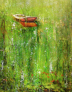 Red Boat by Jeanne Gadol