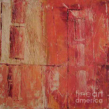 Red Bridges by Pamela Canzano