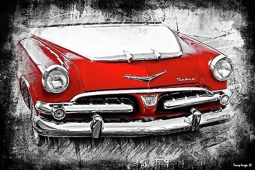 Red Dodge by Wesley Nesbitt