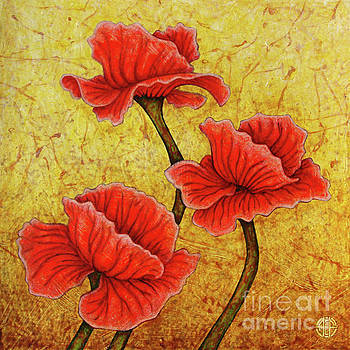 Amy E Fraser - Red Enchantment