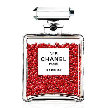 Red Hot Chanel by Karen Tullo
