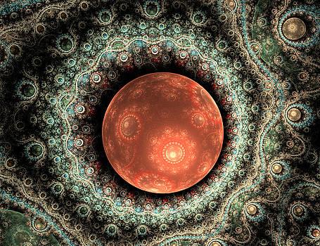 Red Planet by Elena Ivanova IvEA