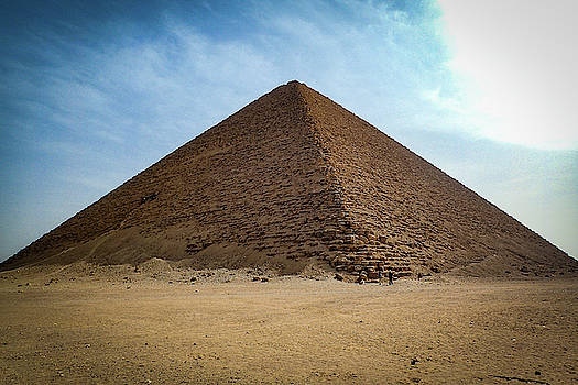 Red Pyramid of Egypt by John Wilkinson