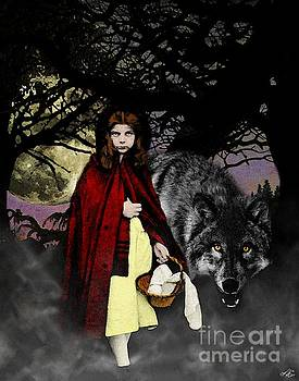 Red Riding Hood by Kenneth Rougeau