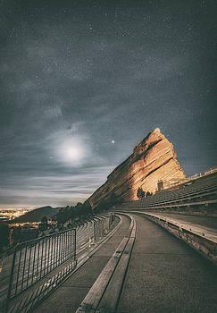 Red Rocks Amphitheater by Marybeth Kiczenski