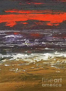 Sharon Williams Eng - Red Sky at Night 300 Vertical