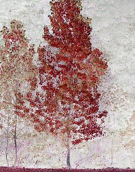 Red Tree by Jeanne Gadol
