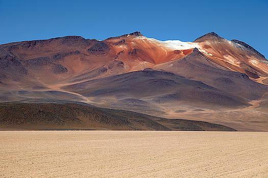 Cerro Nelly Volcano by Aivar Mikko