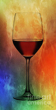 Red Wine Solution by Billy Knight