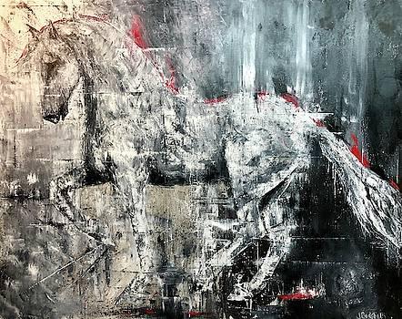 Redline Horse by Jennifer Morrison Godshalk