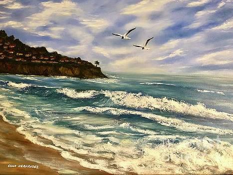 Redondo Beach by Olha Hernandez