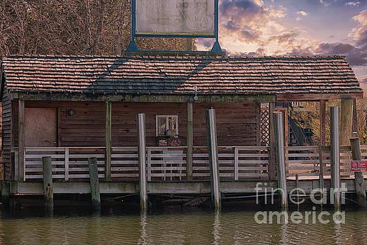 Dale Powell - Reds Ice House - 1947 - Shem Creek