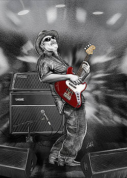 Red's Texas Bass by Doug LaRue