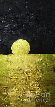 Sharon Williams Eng - Golden Moon Reflections