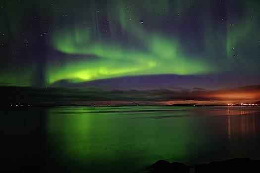 Reflected Aurora by Kai Mueller