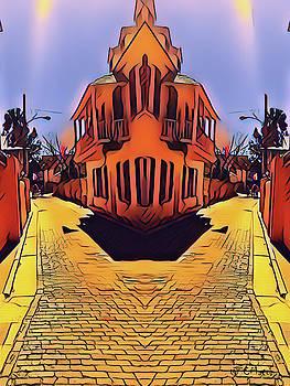 Reflection Street by Steven Macon
