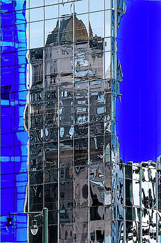 Reflections 1 by Timothy Dingman