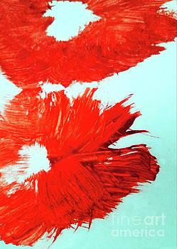 Sharon Williams Eng - Reflections in Orange II 300