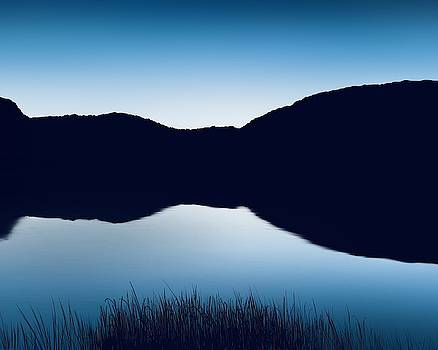 Reflections of Cornwall by Mark Taylor