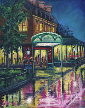 Marnie Bourque - Reflections of Paris