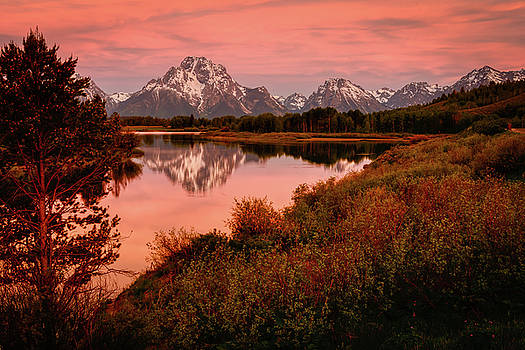 Reflections on a Sunrise by John Wilkinson