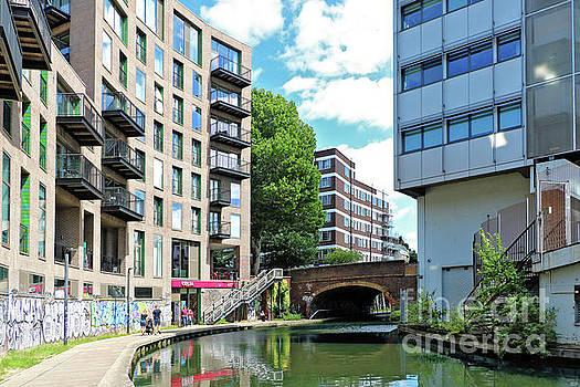 Regents Canal Camden London by Nidhin Nishanth