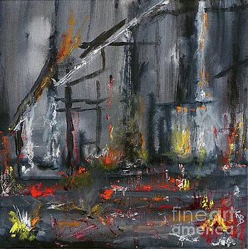 Remains by Karen Fleschler