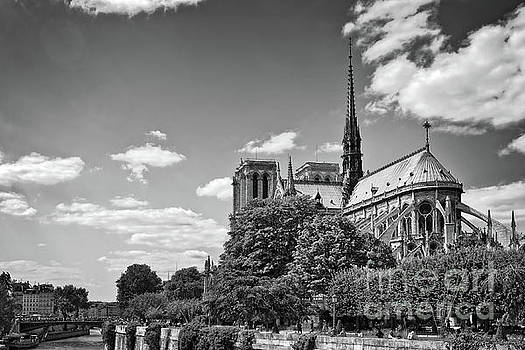 Remembering Notre Dame by Delphimages Photo Creations