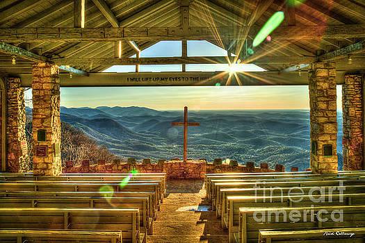Reid Callaway - Resplendent Light Pretty Place Chapel Camp Greenville South Carolina Landscape Art