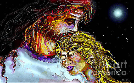 Rest In His Arms by Jennifer Miller