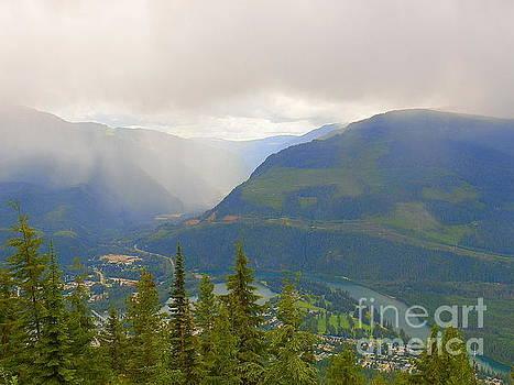 Revelstoke National Park British Columbia Canada by Art Sandi