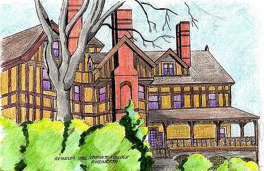 Reynolds Hall by Paul Meinerth