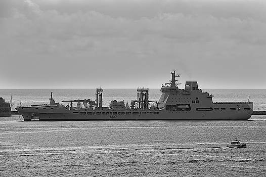 RFA Tiderace by Chris Day